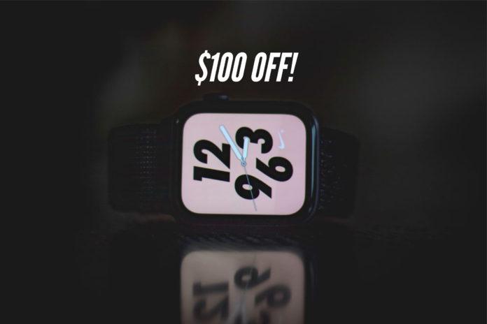 Series 4 Apple Watch Deals