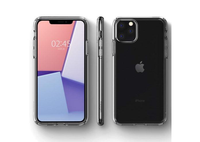 Spigen Liquid Crystal Designed for Apple iPhone 11-min
