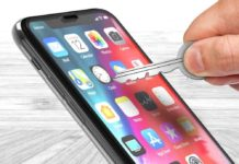 _TETHYS Glass Screen Protector Designed for Apple iPhone 11 -min