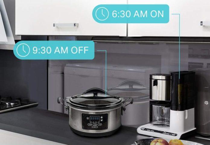 TP-LINK Kasa 2-Outlet Smart Wi-Fi Plug-min