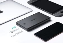 AUKEY USB C 30000mAh Power Bank-min