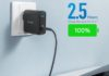 Anker 60W [PowerIQ 3.0 & GaN] Power Delivery USB C Charger