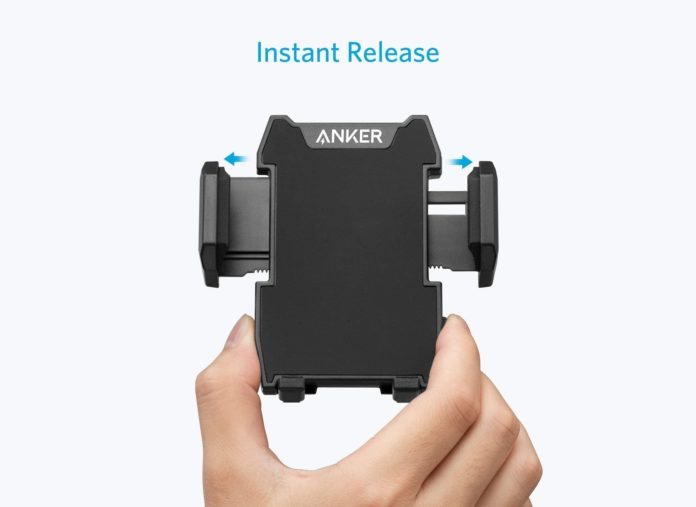 _Anker Universal Smartphone Car Air Vent Mount Holder Cradle-min (1)