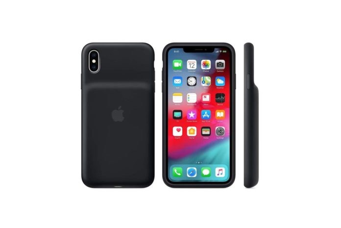 Apple Smart Battery Case (for iPhone Xs Max) - Black -min