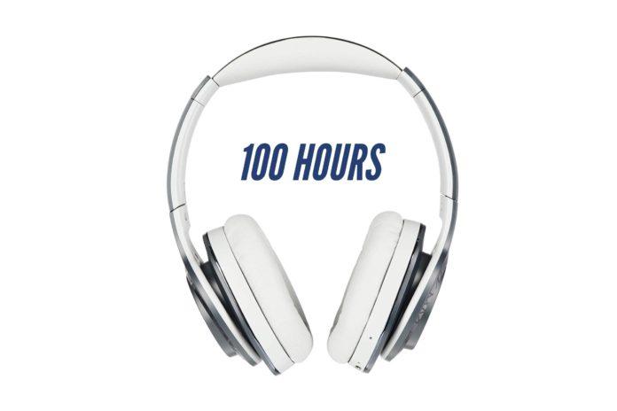 Cleer Enduro 100 Over-Ear Wireless Headphones