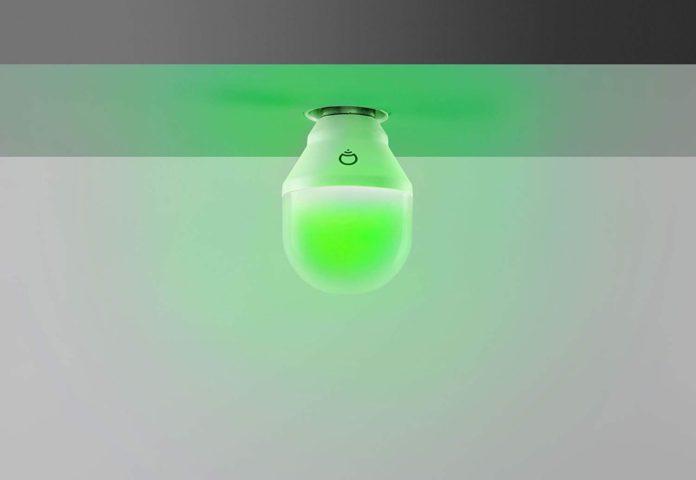 LIFX Mini 800-Lumen LED Light Bulb-min