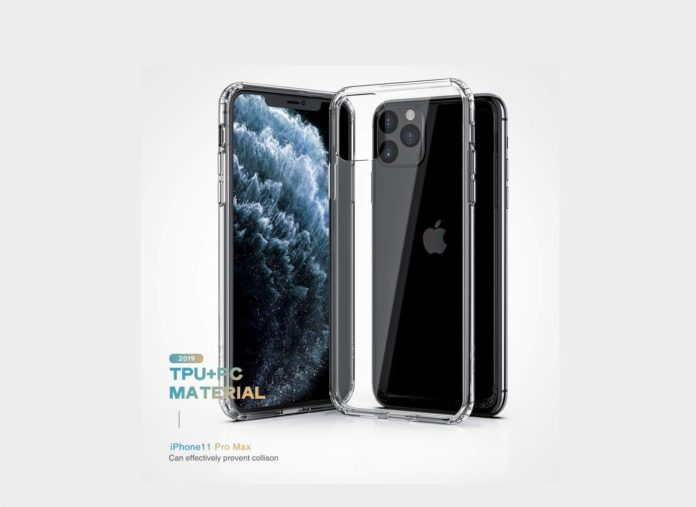 Mkeke Compatible with iPhone 11 Pro Max Case-min