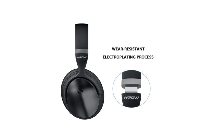 Mpow H5 [Upgrade] Active Noise Cancelling Headphones-min (2)