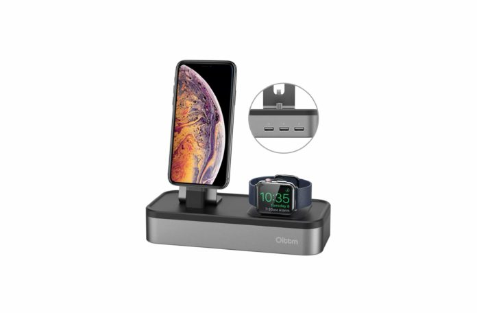 Oittm [5 in 1 New Version] 5-port USB Rechargeable Stand-min