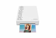 Polaroid Mint Pocket Printer W: Zink Zero Ink Technology & Built-In Bluetooth for Android & iOS Devices