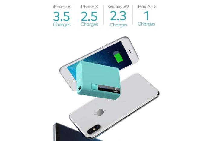 Portable Charger Xcentz 10000mAh 18W PD-min