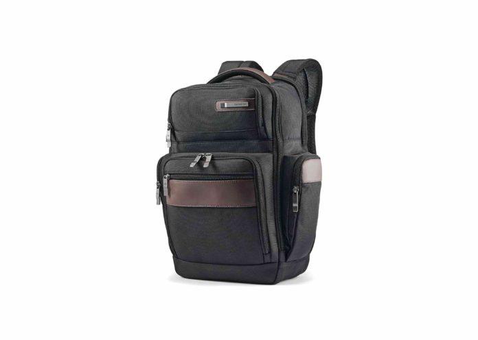 Samsonite Kombi Business Backpack with SmartSleeve -min (1)