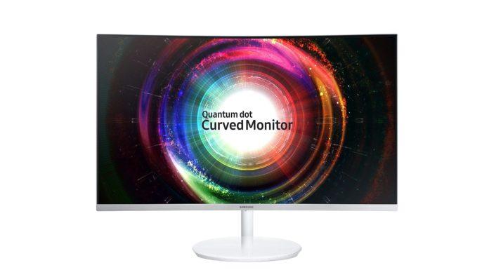 Samsung C32H711 32 WQHD (2560x1440) Curved -min