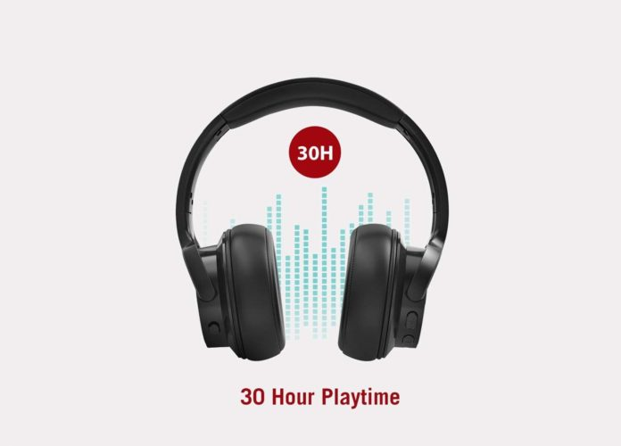 _TaoTronics Active Noise Cancelling Headphones -min