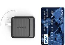 USB Wall Charger 3-Port 30W RAVPower-min
