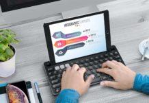 _iClever Bluetooth Keyboard-min (1)