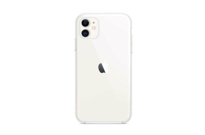 Apple iPhone 11 Clear Case -min