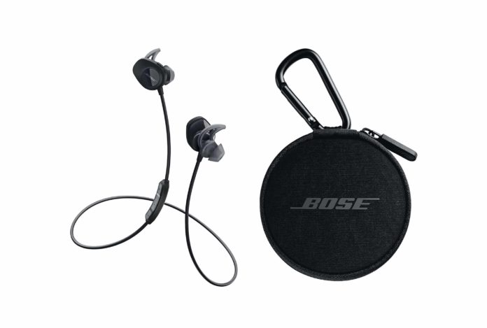 Bose SoundSport Wireless Headphones - Black -min