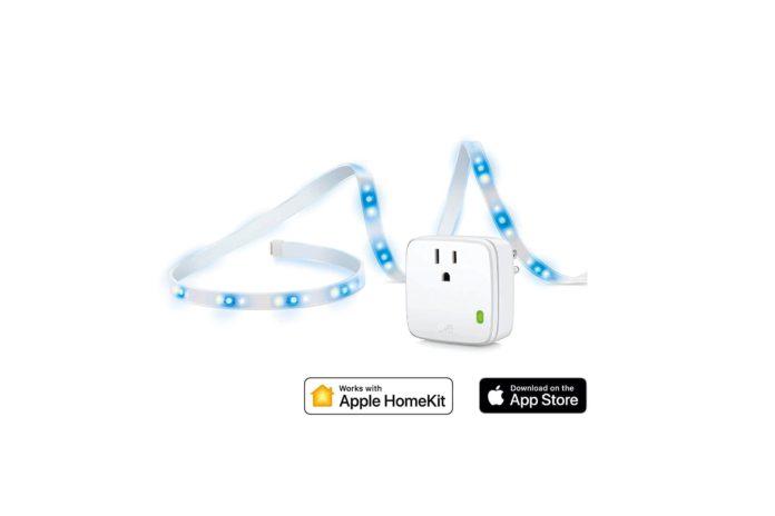 _EVE 20EAG4101, 20EAS9901 Movie Night LED Strip and Smart Plug-min