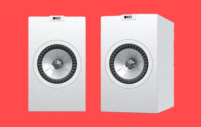 KEF Q150 Bookshelf Speakers (Pair, White) -min (1)