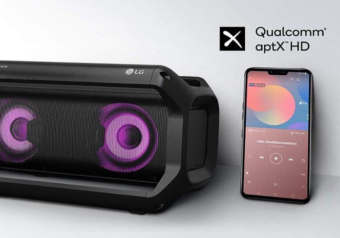 _LG PK5 XBOOM Go Wireless Bluetooth Speaker -min