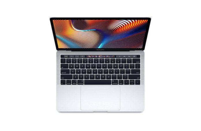 New Apple MacBook Pro (13-inch, 8GB RAM, 256GB Storage) - Silver -min