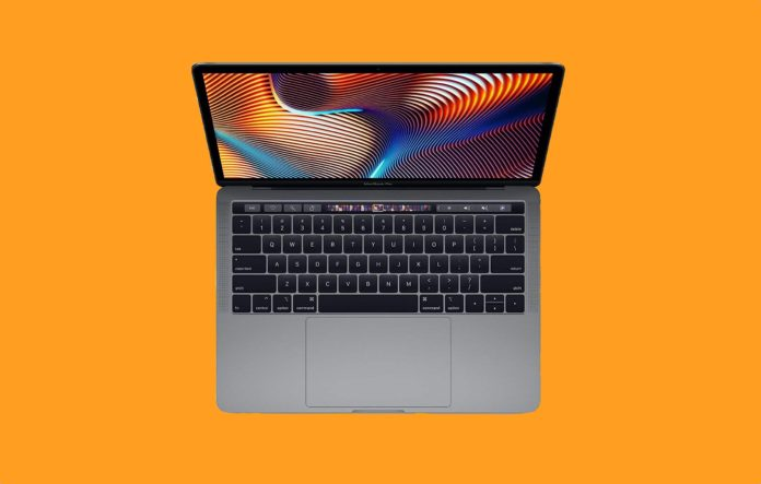 New Apple MacBook Pro (13-inch, 8GB RAM, 512GB Storage) - Space Gray -min