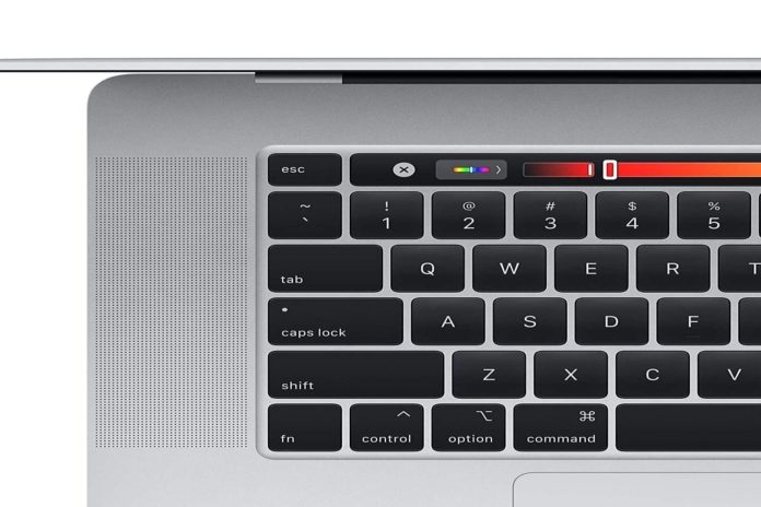New Apple MacBook Pro (16-Inch, 16GB RAM, 512GB Storage) - Silver -min (2)