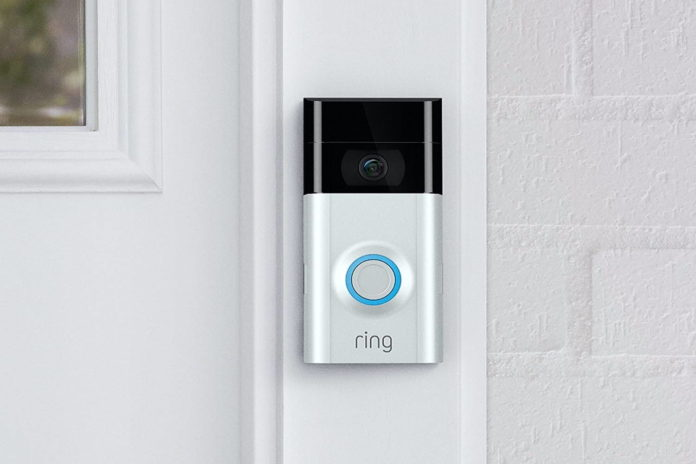 Ring Video Doorbell 2 with HD Video, Motion Activated Alerts, Easy Installation -min