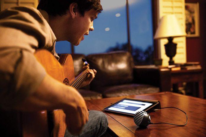 Shure MV5 Digital Condenser Microphone-min