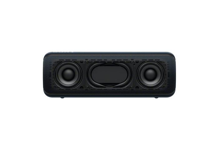 Sony SRS-XB32 Extra Bass Portable Bluetooth Speaker, Black (SRS-XB32:B)