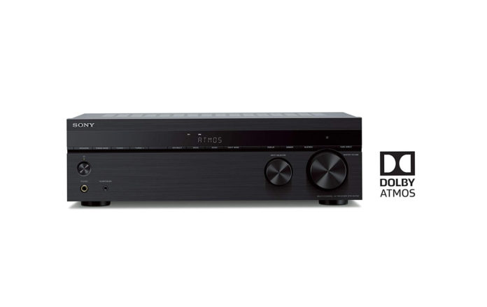 Sony STR-DH790 7.2-ch AV Receiver, 4K HDR, Dolby Vision, Dolby Atmos, dts-X, with Bluetooth -min