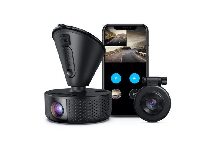 VAVA Dual 1920x1080P FHD Front and Rear Dash Camera-min (1)