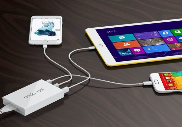 _dodocool USB Wall Charger-min (1)