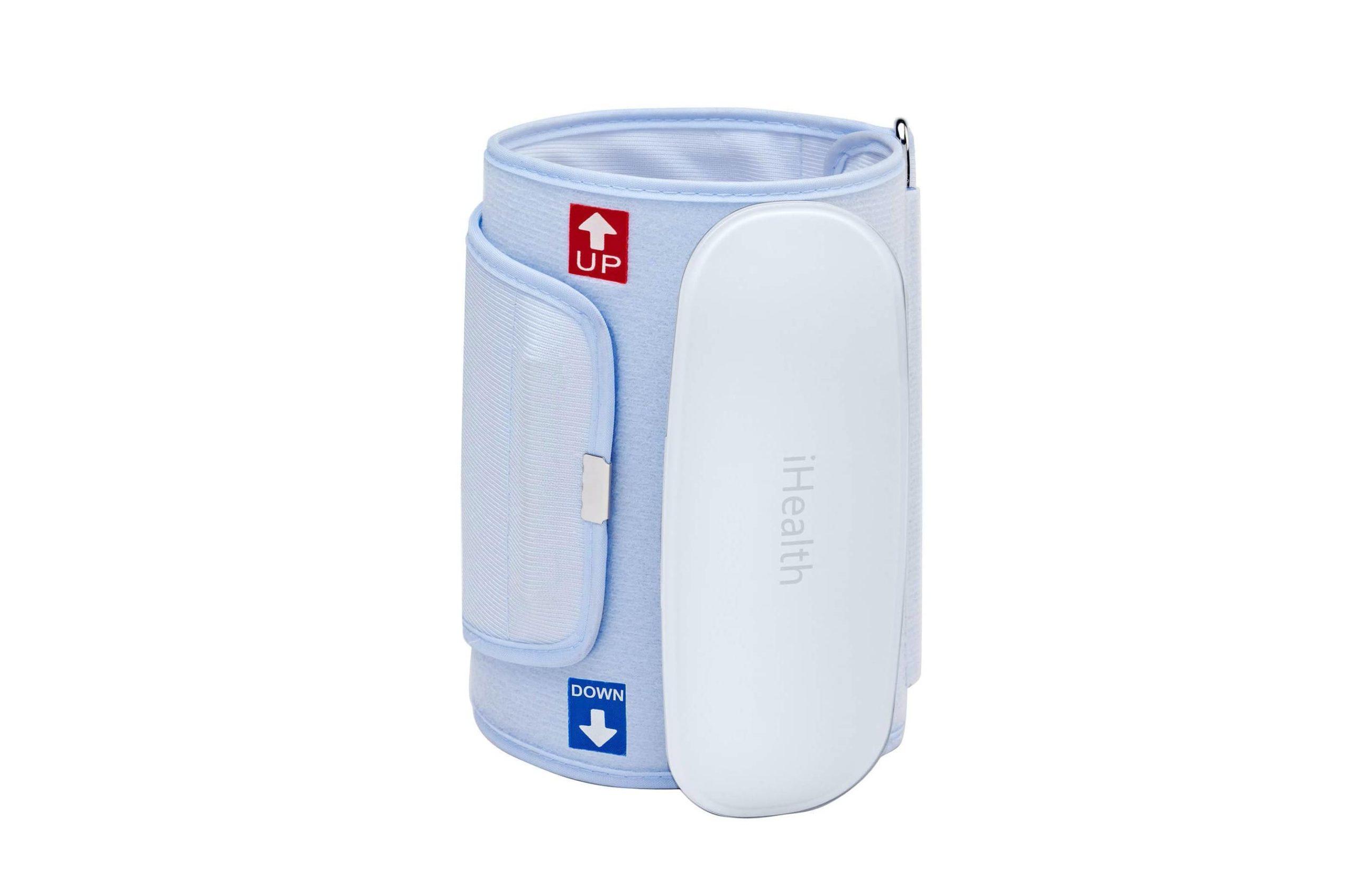 iHealth Feel Wireless Bluetooth Blood Pressure Monitor-min