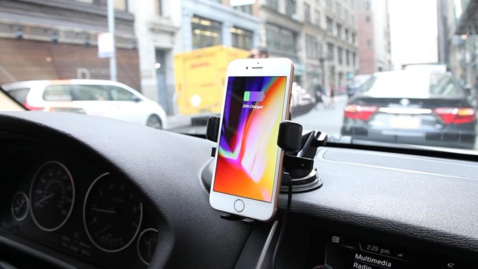 _iOttie Easy One Touch Wireless Qi Fast Charge Car Mount Kit -min (1)