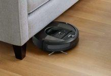 _iRobot Roomba i7+ (7550) Robot Vacuum with Automatic Dirt Disposal-min