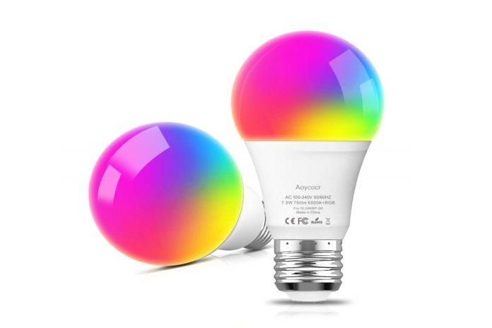 A19 LED Light Bulbs-min