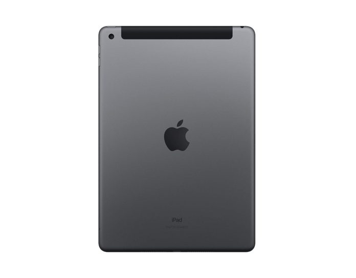 Apple iPad (10.2-inch, Wi-Fi + Cellular, 32GB) - Space Grey-min