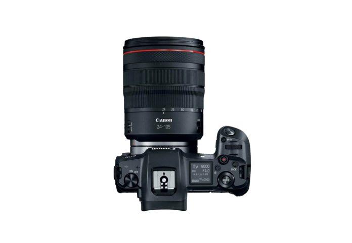 Canon EOS R Mirrorless Camera-min
