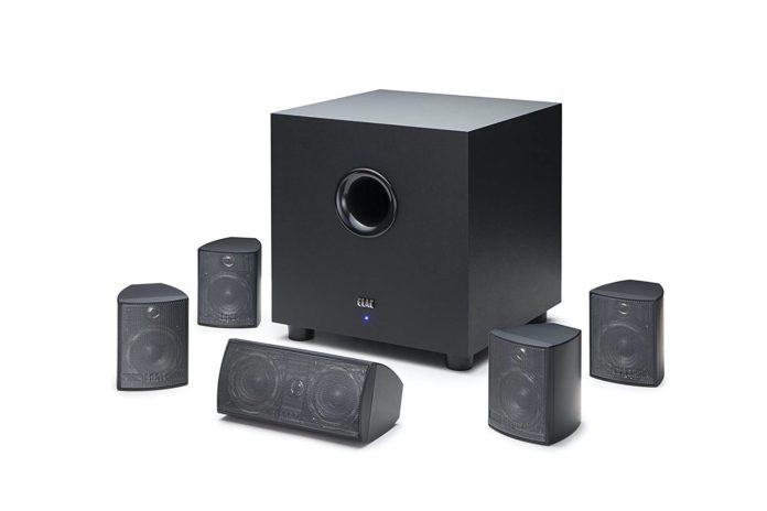 ELAC Cinema 5 Home Theater 5.1 Channel Speaker System -min