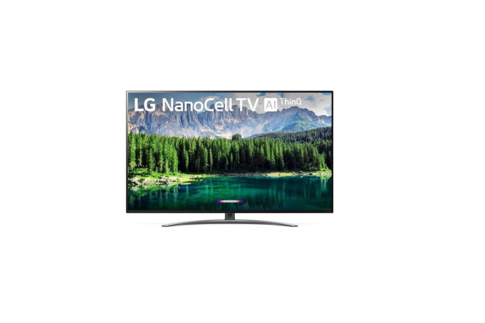 LG 65SM8600PUA Alexa Built-in Nano 8 Series 4K Ultra HD Smart LED NanoCell TV (2019)-min