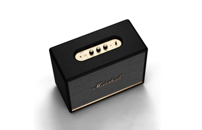 Marshall Woburn II Wireless Bluetooth Speaker-min