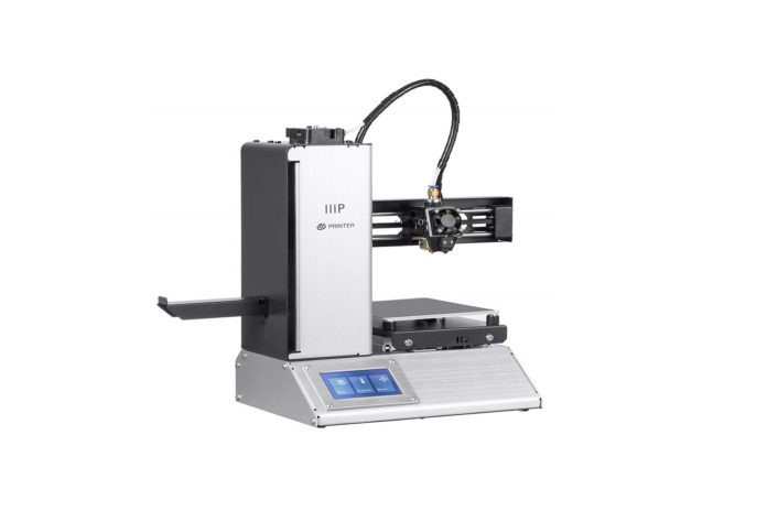 Monoprice 133012 Select Mini Pro 3D Printer-min