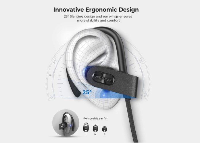 Mpow FLAME2 Bluetooth Headphones Sport-min