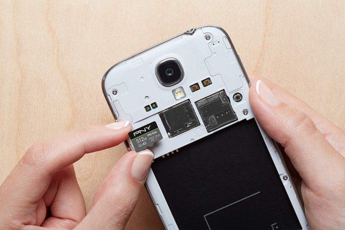PNY U3 Elite MicroSD Card 512GB-min
