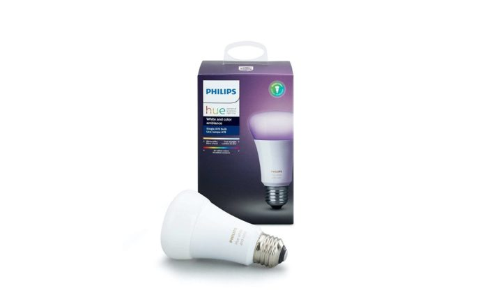 _Philips Hue Single Premium A19 Smart Bulb-min