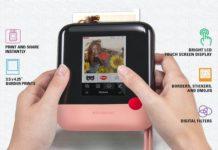 Polaroid Pop 2.0 2 in 1 Wireless Portable Instant 3x4 Photo Printer-min