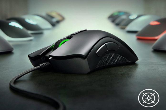 Razer DeathAdder Elite Gaming Mouse-min (1)