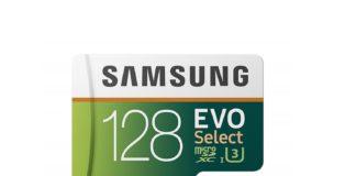 Samsung 128GB MicroSDXC Card-min